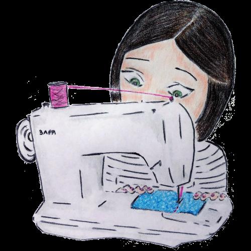 The City Seamstress Sewing Classes Dublin